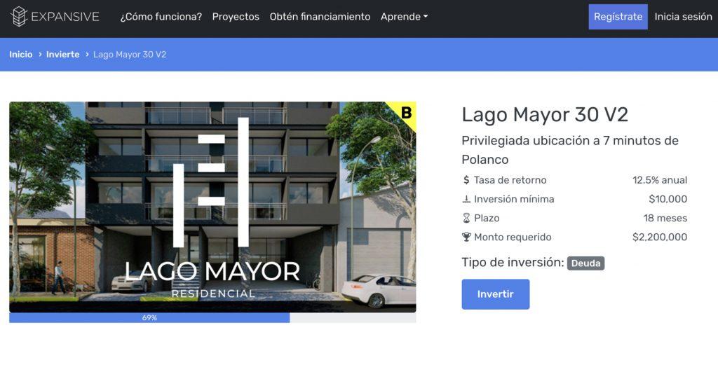 Invierte en proyectos inmobiliarios a través de una fintech